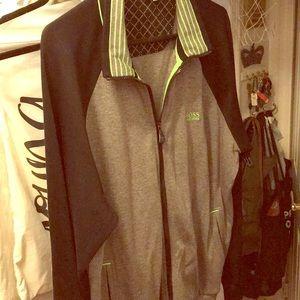 Sweatsuit top